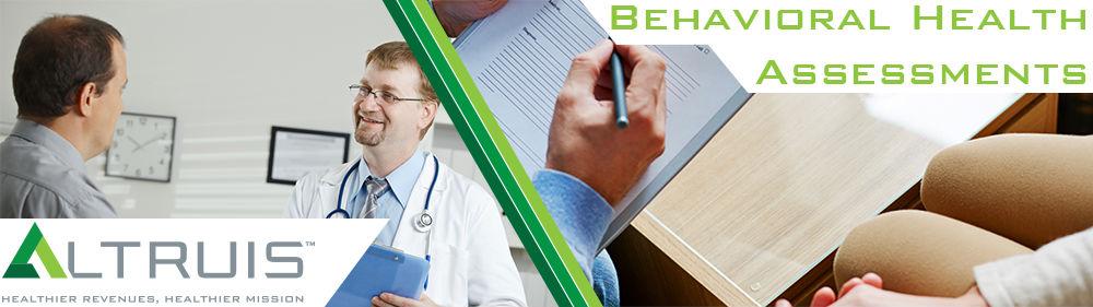 Behavioral Health Assessments